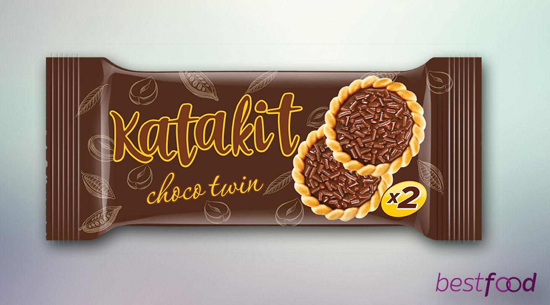 Katakit Choco twin 33g